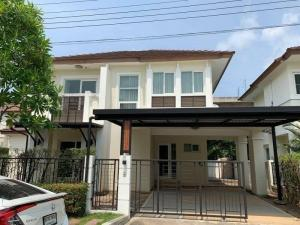 For SaleHouseOnnut, Udomsuk : House for sale‼ ️ Never had people in (H1116) Centro On Nut-Wongwan (AP project)