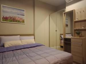 For RentCondoOnnut, Udomsuk : For rent The Sky Condo Sukhumvit 10,000 / month (including common fee)