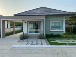 For SaleHouseNakhon Pathom, Phutthamonthon, Salaya : Single-storey house, great value, great location