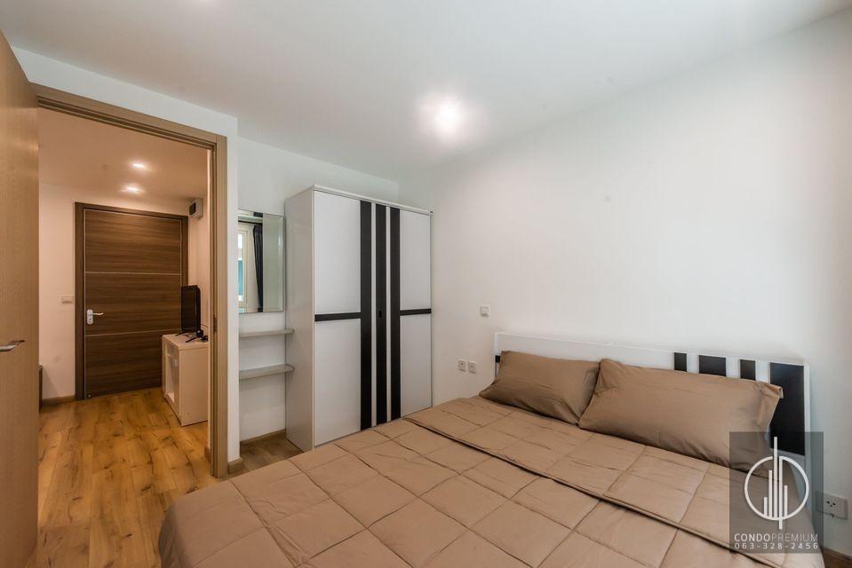 For RentCondoRattanathibet, Sanambinna : G 5896 💛 For rent Budget Condo Tiwanon Ready to move in