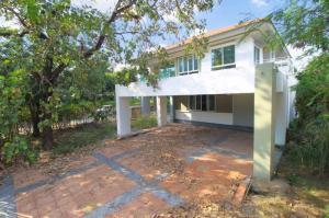 For SaleHouseNakhon Pathom, Phutthamonthon, Salaya : House for sale Habitia Line, Phutthamonthon Sai 2