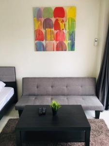 For SaleCondoLadprao 48, Chokchai 4, Ladprao 71 : Urgent sale, very cheap, Condo Family Park Ladprao 48, studio room, 30 sqm., 3rd floor (S2044)
