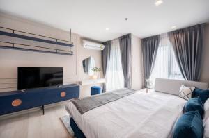 For RentCondoWitthayu,Ploenchit  ,Langsuan : Life One Wireless for rent 28 sqm Studio 1 bath 16,000 per month