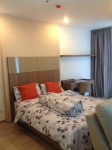 For RentCondoSiam Paragon ,Chulalongkorn,Samyan : for Rent 1 bedroom 34 Sqm.-Pool View  at Ideo Q Chula Samyan near MRT Samyarn station just 270 m.