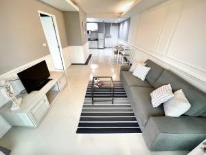 For RentCondoOnnut, Udomsuk : Rent 2 Bed 78 Sqm. PET friendly  Condo Waterford Sukhumvit 50_BTS:On Nut 600 m.