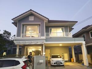 For RentHouseRamkhamhaeng,Min Buri, Romklao : Home for rent
