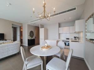 For RentCondoWitthayu,Ploenchit  ,Langsuan : #Forrent Magnolias Ratchadamri Boulevard, luxury service residence condo high floor✨