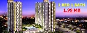 For SaleCondoRama5, Ratchapruek, Bangkruai : 🔥🔥 ** Urgent sale ** 1 bedroom price 1.99 MB. New room never lived 🔥🔥