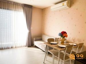 For RentCondoRama9, Petchburi, RCA : For Rent Rhythm Asoke  2Bed , size 42 sq.m., Beautiful room, fully furnished.