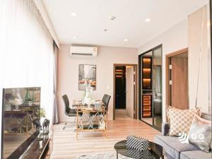 For RentCondoRama9, RCA, Petchaburi : For Rent Ideo Mobi Asoke - 2 Bed , size 55 sq.m., Beautiful room, fully furnished.
