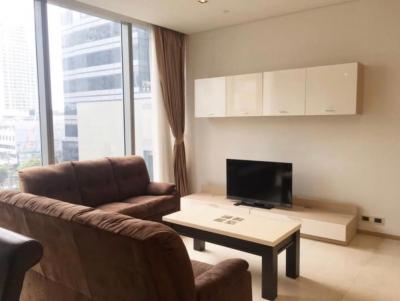 For RentCondoSilom, Saladaeng, Bangrak : 3110-A😊 For RENT 1 bedroom for rent 🚄 near Silom MRT 🏢 Saladaeng Residence Saladaeng Residences🔔 Area: 65.00 sq m Rent: 45,000 ฿ 📞O88-7984117, O65-9423251✅LineID: @sureresidence