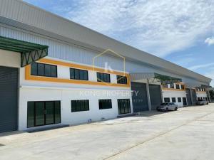For RentFactoryNakhon Pathom, Phutthamonthon, Salaya : Warehouse / factory for rent, office and warehouse, Sam Phran, Nakhon Pathom