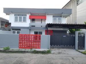 เช่าบ้านลาดพร้าว เซ็นทรัลลาดพร้าว : RHT468ให้เช่าบ้านเดี่ยว2 ชั้น หมู่บ้านเสนานิเวศน์ 1 เขตลาดพร้าว เดินทางสะดวก เหมาะทำโฮมออฟฟิศ