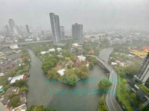 For SaleCondoOnnut, Udomsuk : 🔥 Urgent sale! 1 bedroom 40 sq m. Blocs Sukhumvit 77, 23rd floor + super natural canal view, only 3.599 million!