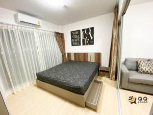 For RentCondoRama9, RCA, Petchaburi : For Rent Supalai Veranda Rama 9- 1Bed , size 38 sq.m., Beautiful room, fully furnished.