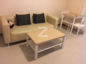 For RentCondoAri,Anusaowaree : Urgent rent 🔥 Big room, cheapest in a beautiful location, The Seed Phaholyothin Condo ❗️ near BTS Ari ❗️