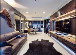 ขายคอนโดพระราม 3 สาธุประดิษฐ์ : POJ 253  ด่วน !!! ขาย Condo Starview คอนโดริมแม่น้ำ ย่านพระราม3 (2 ห้องนอน) ห้องแต่งสวย น่าอยู่ มีลิฟท์ส่วนตัวถึงห้อง