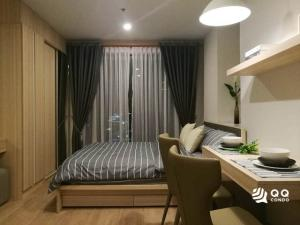 For RentCondoBangna, Lasalle, Bearing : For Rent Ideo O2  - Studio , size 27 sq.m., Beautiful room, fully furnished