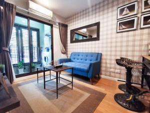 For SaleCondoSukhumvit, Asoke, Thonglor : For Sale  CONDOLETTE DWELL SUKHUMVIT 26  1Bed , size 32 sq.m., Beautiful room, fully furnished.