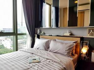 For SaleCondoRatchathewi,Phayathai : ✅ For sale / rent, Wish Signature Midtown Siam, near BTS, size 27 sq.m., fully furnished and electric appliances ✅