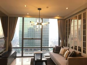 For SaleCondoWongwianyai, Charoennakor : Condo for sale with tenants !! Good price in the heart of Sathorn, The Bangkok Sathorn ✨