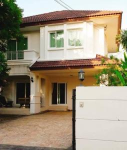 For RentHouseBangbuathong, Sainoi : (Sale / Rent) ** Single house near BTS, The Centro Rattanathibet project **
