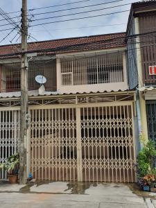 For RentTownhouseOnnut, Udomsuk : LBH0044 2-storey townhouse for rent ** new decoration ** Udomsuk Soi 33.