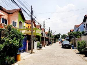 For SaleTownhouseBang kae, Phetkasem : Townhome for sale, Phet Village, Villa.
