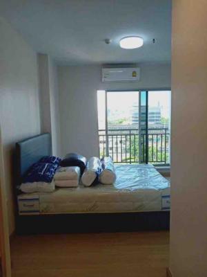 เช่าคอนโดพระราม 9 เพชรบุรีตัดใหม่ : 🌺ให้เช่าศุภาลัย เวอเรนด้า พระราม 9 ห้องมุมห้องใหญ่ 2 ห้องนอน ห้องใหม่เลยไม่เคยมีคนอยู่ ราคาถูก เพียง 19,500/ด