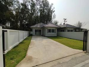 ขายบ้านเชียงใหม่-เชียงราย : CMR100142 ขายบ้านเด่น บ้านใหม่แกะกล่อง  บ้านเดี่ยวชั้นเดียว 3 ห้องนอน 2 ห้องน้ำ  พื้นที่ใช้สอย  90 ตรม. เนื้อที่  71ตรว.ขายในราคา 2.49 ล้านบา