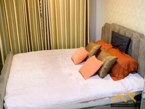 For RentCondoRama9, RCA, Petchaburi : For rent Plum Condo Ramkhamhaeng Station  1Bed , size 27 sq.m.Beautiful room, fully furnished.