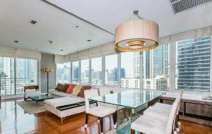 เช่าคอนโดสุขุมวิท อโศก ทองหล่อ : Siri Residence Rent 3Bedroom 3Bahtroom 141.64Sqm. Fully Furniture Ready to move in.