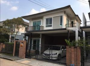 For RentHousePattanakan, Srinakarin : House for rent Fully furnished, Passorn Prestige Luxe Phatthanakan 44 project.