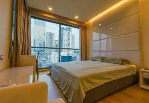 For RentCondoSathorn, Narathiwat : The Address Sathorn for Rent, 2 Bedrooms 2 Bathrooms, 65.5 Sq.m., BTS Saint Louis