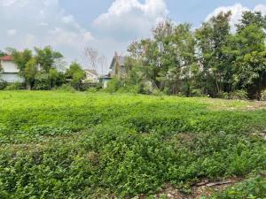 For SaleLandKaset Nawamin,Ladplakao : Sale of vacant land, land area 161 square meters, Soi Prasert Manukit 21 Kaset-Nawamin Road