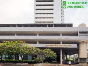 For RentOfficeRatchadapisek, Huaikwang, Suttisan : Office space for rent, Amonphan 205 Tower 1, good location on Ratchadaphisek Road.