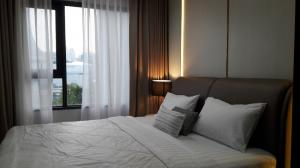 For RentCondoWitthayu,Ploenchit  ,Langsuan : Life One Wireless for rent 35 sqm 1 bed 1 bath 30,000 per month