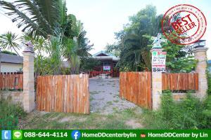 For SaleHouseCha-am Phetchaburi : Two-storey house for sale, 72 sq.w., Cha-am, Petchaburi, near Petchkasem Road, near the sea