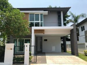 For RentHouseChiang Mai, Chiang Rai : House for rent in Siwalee Mee Chok Project, Chiang Mai, fully furnished.