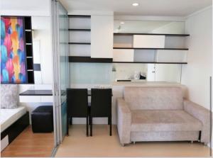 For RentCondoBangna, Lasalle, Bearing : Condo for rent, Lumpini Ville Lasalle-Bearing, near BTS Bearing, convenient transportation