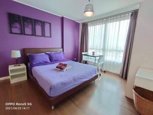 ขายคอนโดชะอำ เพชรบุรี : ขาย คอนโดบ้านทิวลม ชะอำ ห้องสวยสภาพใหม่ ราคาถูก
