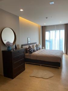 เช่าคอนโดพัทยา บางแสน ชลบุรี : คอนโดห้องใหญ่ ติดเซ็นทรัลชลบุรี ห้องใหม่ตกแต่งครบ