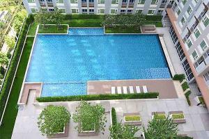 For SaleCondoSamrong, Samut Prakan : Condo for sale, nice, good environment, next to BTS Aspire Erawan