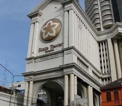 For SaleCondoSathorn, Narathiwat : 3115-A😍 For SELL 3 Bedroom For Sale 🚄 Near BTS Surasak 🏢 Nusa State Tower Condominium Nusa State Tower Condominium🔔 Area: 160.00 sq m. : @sureresidence