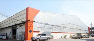 For RentWarehouseBangna, Lasalle, Bearing : Rent a warehouse / warehouse on the main road, Bangna District, Area 500-1,300 sq m.