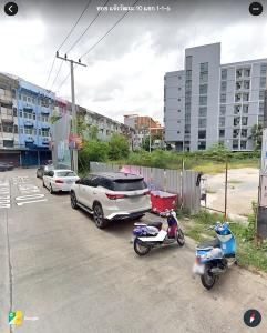 For SaleLandVipawadee, Don Mueang, Lak Si : Land for sale in Lak Si, Chaengwattana, land area 428 sq m, near TOT BTS station.