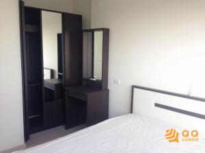For SaleCondoThaphra, Wutthakat : For Sale  Aspire Sathorn-Taksin (Timber Zone)  1Bed , size 28 sq.m., Beautiful room, fully furnished.