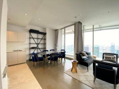 For RentCondoWitthayu,Ploenchit  ,Langsuan : Ratchadamri Road – For Rent 2-bedroom Service Residence Full Service