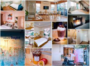 เซ้งขายเซ้งกิจการ (โรงแรม หอพัก อพาร์ตเมนต์)สะพานควาย จตุจักร : เซ้ง กิจการ Small space & cafe hostel
