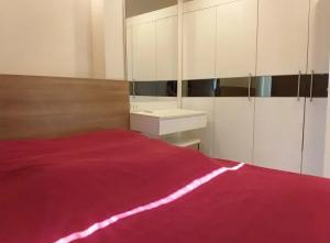 For RentCondoRama9, RCA, Petchaburi : Condo for rent: Casa Asoke, Din Daeng, 5th floor, 1 bedroom, 31 sqm., Fully furnished, 11000 baht.